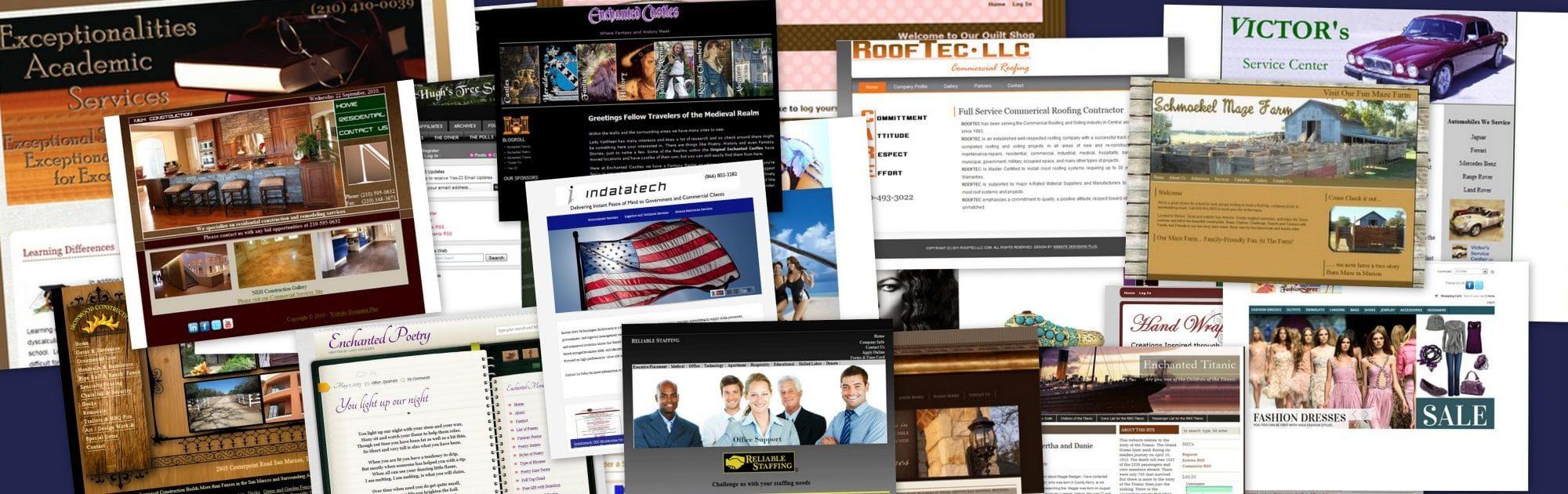 Website designed by Website Designing Plus