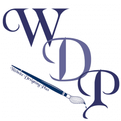 Website Designing Plus Logo